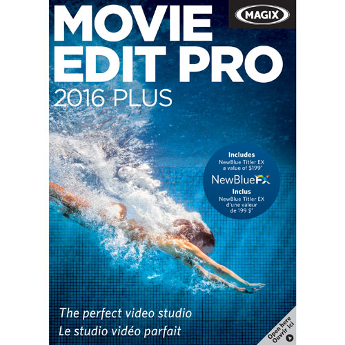 Movie Edit Pro 2016 Plus de MAGIX (PC)