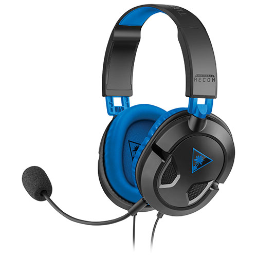 Turtle Beach EAR FORCE Recon 60P PlayStation 4 Headset - Black