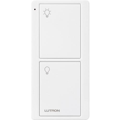 Lutron Pico Dimmer Remote Control (PJ2-2B-GWH-L01)