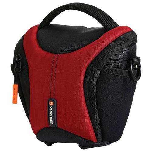 Vanguard Oslo 12Z Zoom Digital SLR Camera Bag (VAOSLO12ZBY) - Burgundy