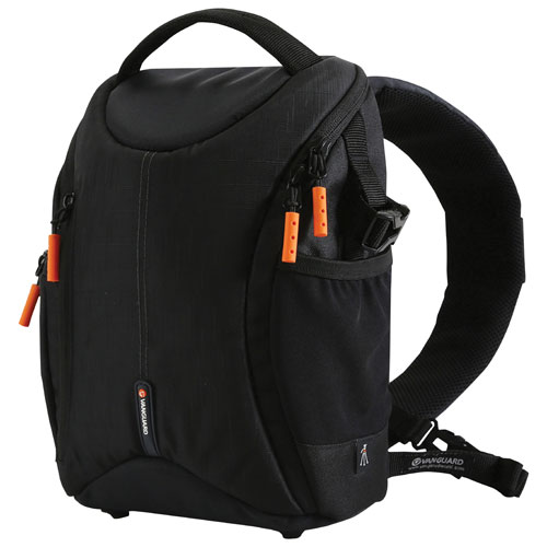 Vanguard Oslo 37BK Digital SLR Camera Sling Bag (VAOSLO37BK) - Black