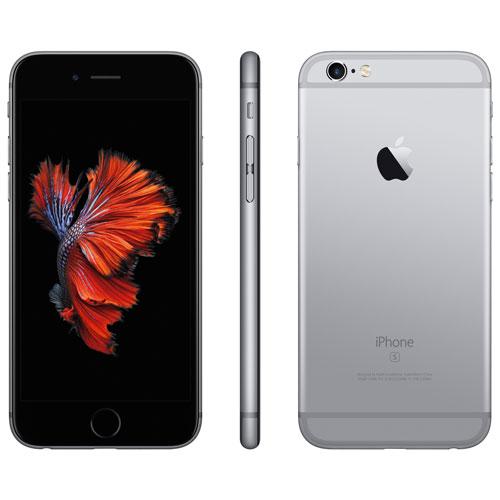 Sasktel Apple iPhone 6s 128GB - Premium Plan - 2 Year Agreement - Available in Saskatchewan Only