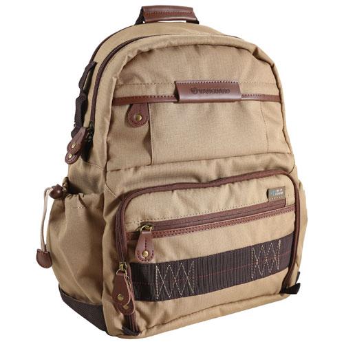 Vanguard Havana 41 Digital SLR Backpack with Laptop Compartment (VAHV41) - Tan
