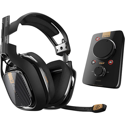 ASTRO A40 TR Over-Ear Sound Isolating Headset for PS4