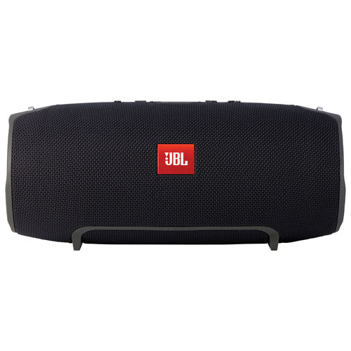 JBL XTREME Splashproof Wireless Bluetooth Speaker With Built-in Power Bank -Black