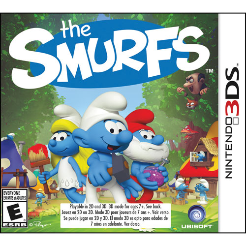 The Smurfs (3DS) - Previously Played