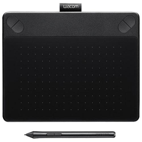 Wacom Intuos Art Graphic Tablet (CTH490AK) - Small - Black