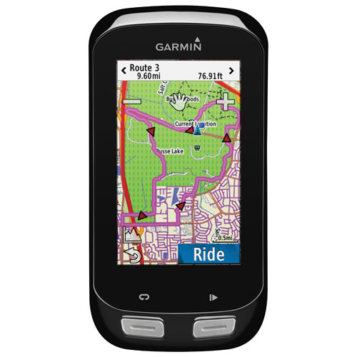 GPS de cyclisme Edge 1000 de Garmin