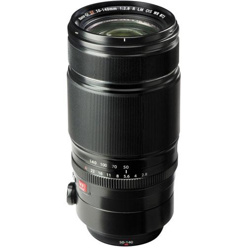 Fuji Fujinon 50-140mm f/2.8 R LM OIS WR Lens