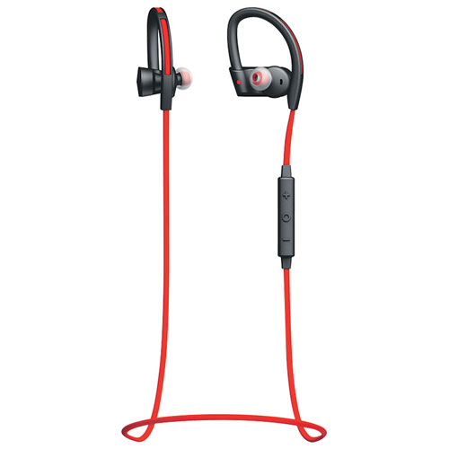 Jabra Sport Pace In-Ear Sound Isolating Bluetooth Headphones - Red