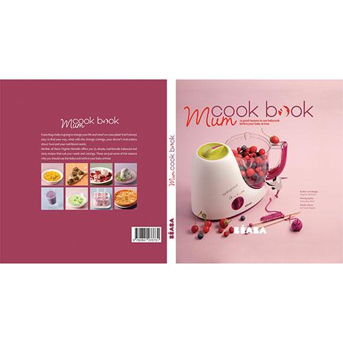 Livre de recettes Mum Cook Book de Beaba