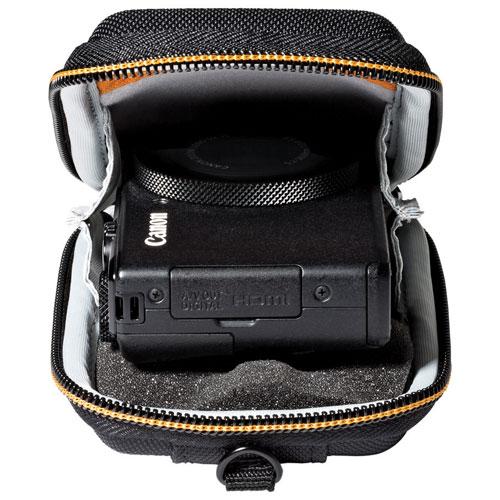 Lowepro Santiago 20 II Nylon/EVA Digital Camera Case (LP36856) - Black