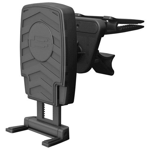Bracketron O2 Universal Portable Device Vent Mount (BT1-636-2) - Black