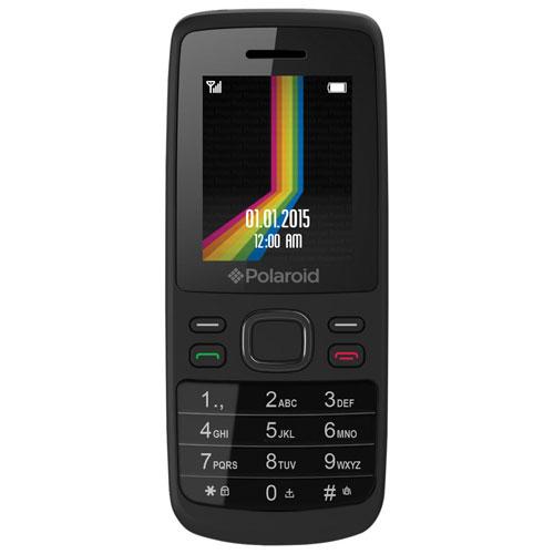 Téléphone cellulaire 128 Mo LINK de Polaroid - Noir - Déverrouillé