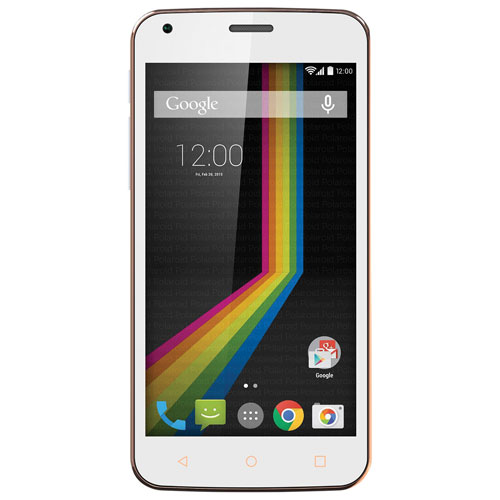 Polaroid LINK 8GB Smartphone - White - Unlocked