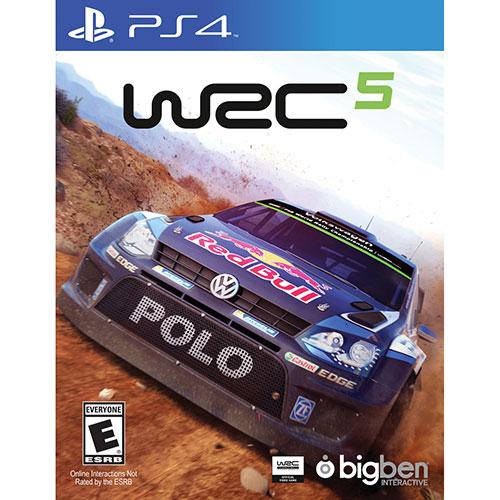 WRC 5 (PS4)