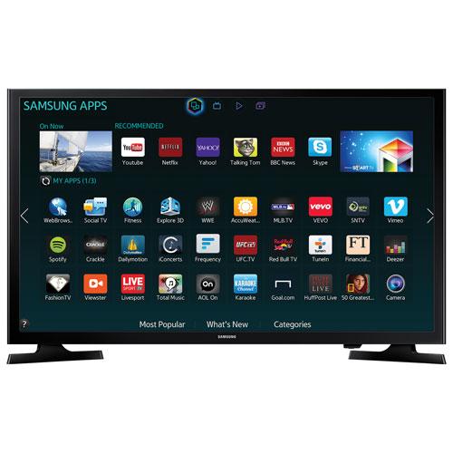 samsung 32 720p led smart tv un32j4500afxzc 30   35