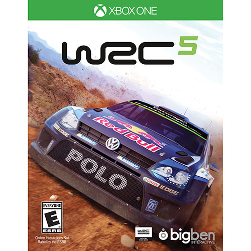 WRC 5 (Xbox One) - Previously Played