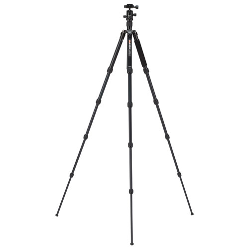 MeFOTO Roadtrip Convertible Travel Tripod (A1350Q1K) - Black