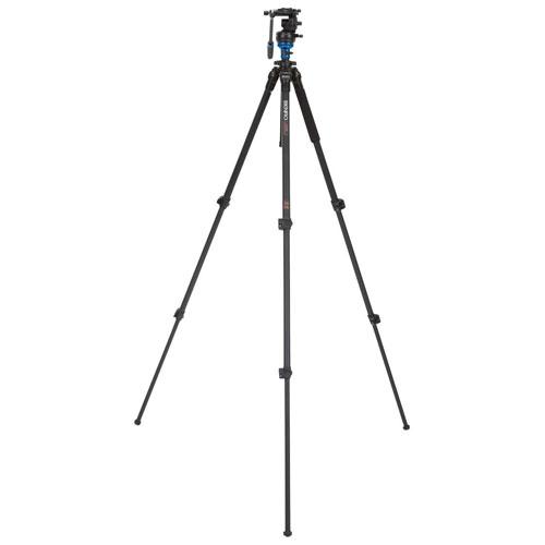 Ensemble de trépied vidéo de Benro (A2573FS4)