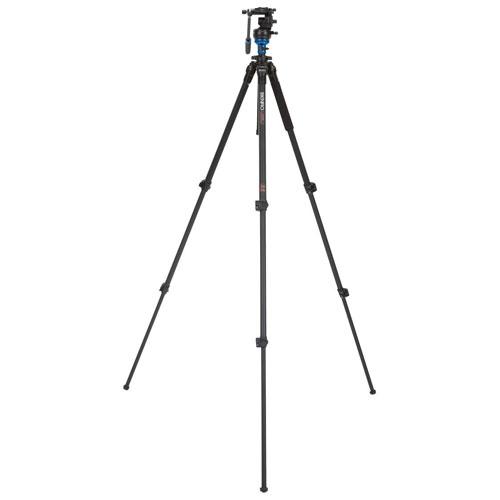 Benro Video Tripod Kit (A1573FS2)