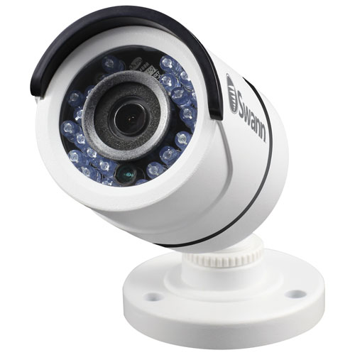 Swann Pro Indoor/Outdoor Day/Night 1080p Add-On Security Camera ...