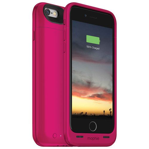 mophie juice pack air iPhone 6/6s Battery Case - Pink