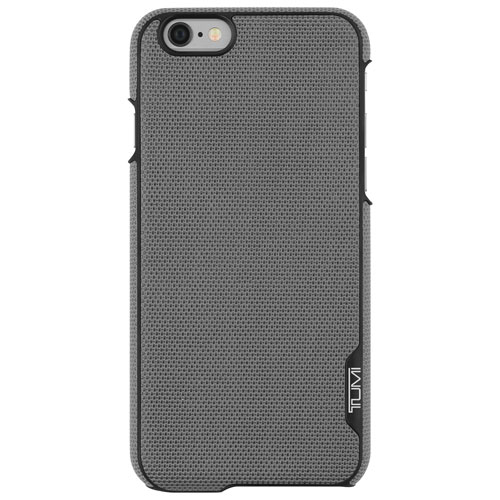 TUMI iPhone 6/6s Fitted Hard Shell Case - Grey