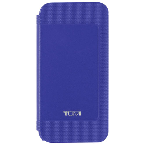 TUMI iPhone 6/6s Folio Case - Blue