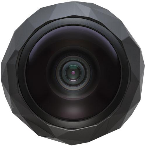 Caméra sport panoramique 360° HD étanche 360fly - Anglais