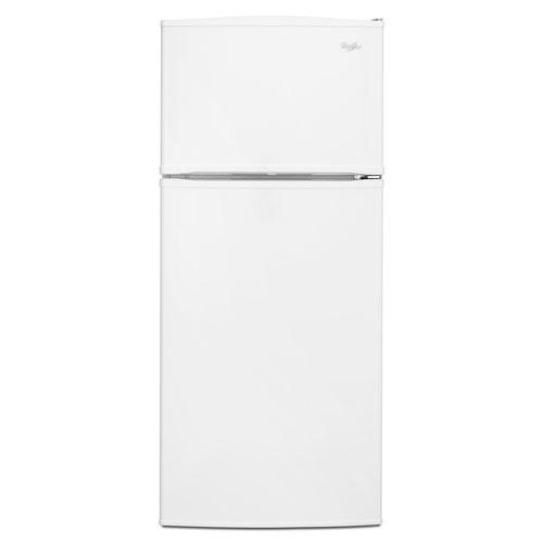 "Whirlpool 29"" 16.0 Cu. Ft. Top Freezer Refrigerator - White"
