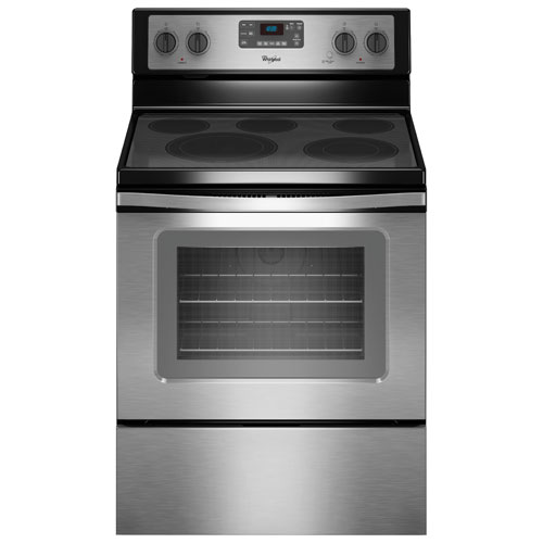 frigidaire electric cooktops frigidaire stainless steel. Black Bedroom Furniture Sets. Home Design Ideas
