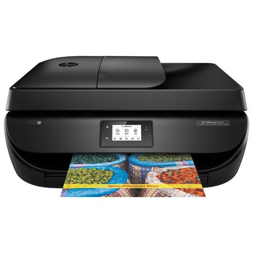 HP Officejet 4650 Wireless Colour All-In-One Inkjet Printer