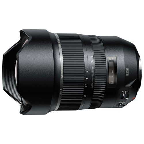 Tamron 15-30mm f/2.8 Lens for Canon