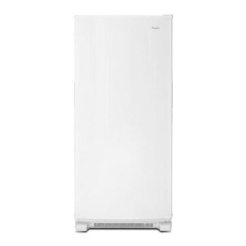Whirlpool 18.0 Cu. Ft. Upright Freezer (WZF34X18DW) - White