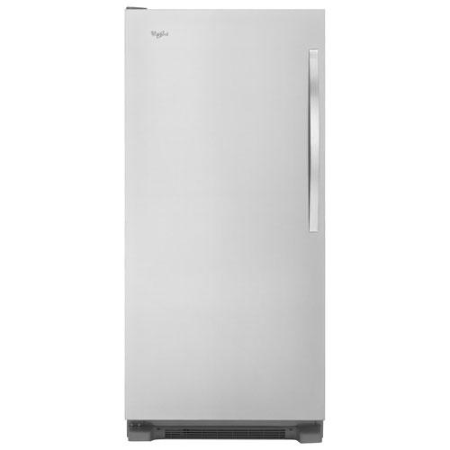 Whirlpool SideKicks 18.0 Cu. Ft. Upright Freezer (WSZ57L18DM) - Stainless Steel