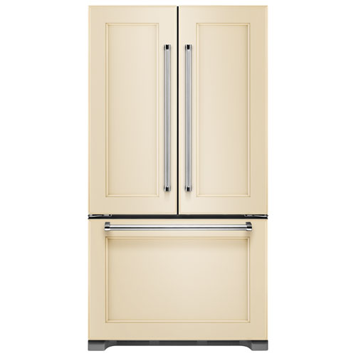"Shop Kitchenaid 21 9 Cu Ft Counter Depth French Door: KitchenAid 36"" 21.9 Cu. Ft. Counter-Depth French Door"