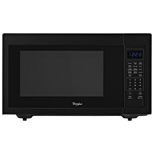 Whirlpool 1.6 Cu. Ft. Microwave (YWMC30516DB) - Black