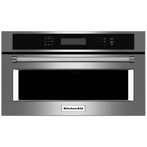 KitchenAid Built-In Microwave - 1.4 Cu. Ft. - Stainless Steel