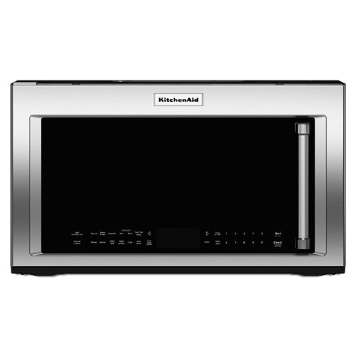 Kitchenaid Over The Range Microwave 19 Cu Ft Stainless Steel