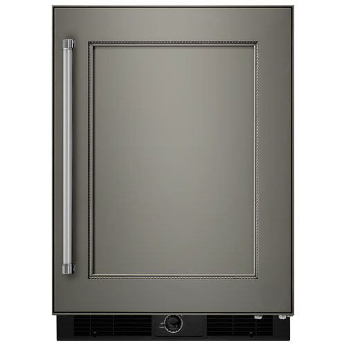 "KitchenAid 24"" 4.9 Cu. Ft. Under Counter Refrigerator - Panel-Ready"