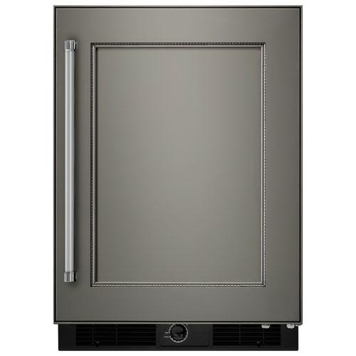 Réfrigérateur sous le comptoir 24 po 4,9 pi³ de KitchenAid - Panneau personnalisé