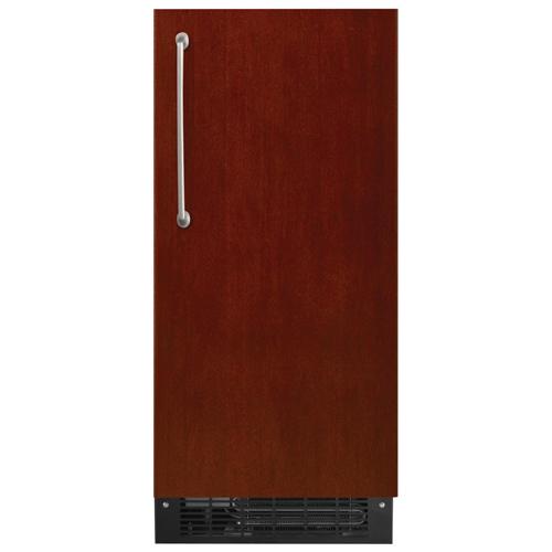 Machine à glaçons automatique de 15 po de KitchenAid (KUIC15POZP) - Panneau personnalisé