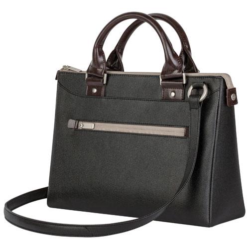 """Moshi Urbana Mini 12"""" Laptop/Tablet Handbag - Black"""