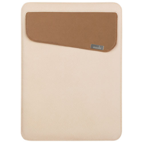"""Moshi Muse 12"""" Laptop/Tablet Sleeve (99MO034714) - Beige"""