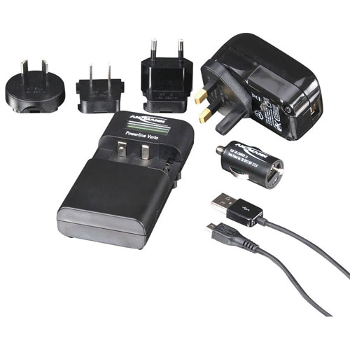 Ansmann Powerline PL Vario All-In-One Charger