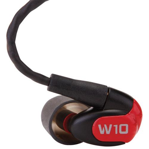 Westone W10 In-Ear Sound Isolating Headphones - Black