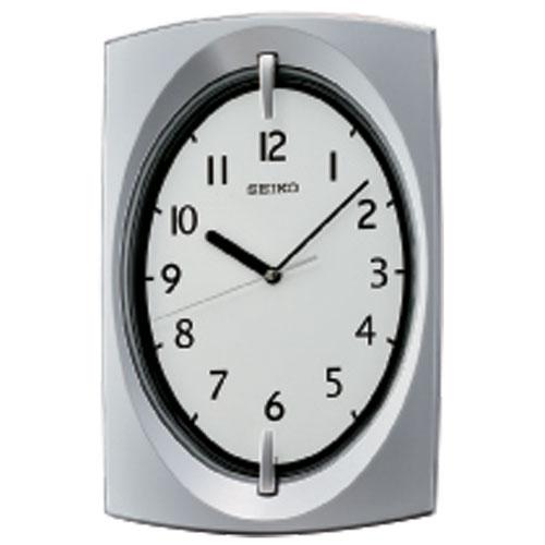 Seiko Analog Wall Clock - Grey