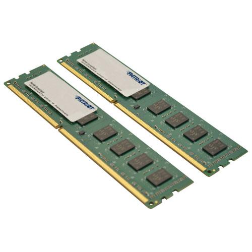 Mémoire DDR3 de 16 Go 1333 MHz pour portable de Patriot