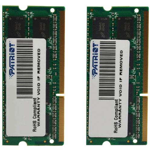 Patriot Memory 8GB DDR3 1333MHz SODIMM for Mac